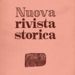 Anno LXVIII - Fascicolo III-IV - Maggio-Agosto 1984